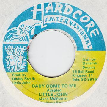 Little John - Baby Come To Me (7
