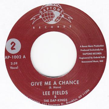 Give Me A Chance / Give Me A Chance (Part 2)