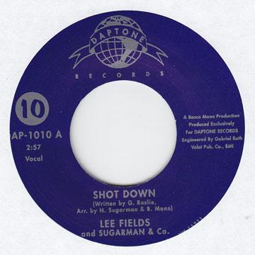 Shot Down / Honey Wagon (Instrumental)
