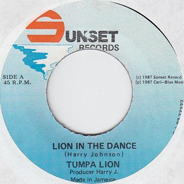 Tumpa Lion - Lion In The Dance (7
