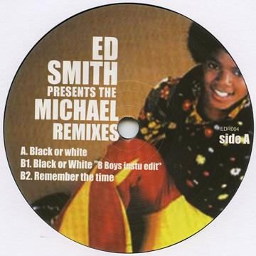 Black Or White / Black Or White (B Boys Instu Edit); Remember The Time