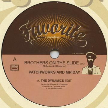 Patchworks, Mr. Day - Brothers On The Slide (Dynamics Edit) (7