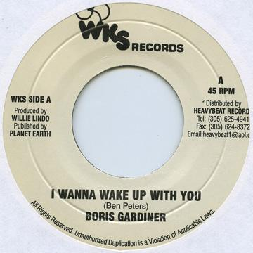 Boris Gardiner I Wanna Wake Up With You 7