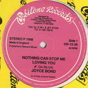 Nothing Can Stop Me Loving You / Version