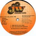 Mauval Salang - One Note Calypso; Get On Riddim Version