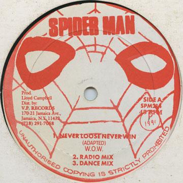 WOW - Never Loose Never Win (Radio Mix); (Dancehall Mix) (12