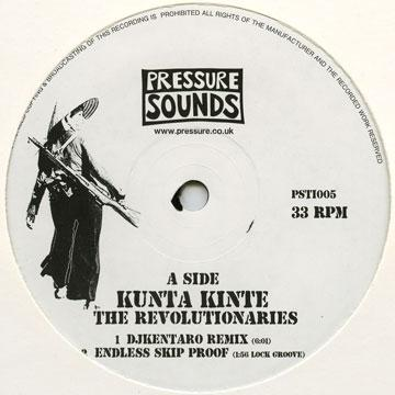 Kunta Kinte (DJ Kentaro Remix); Endless Skip Proof (Loce Groove) / Kunta Kinte (DJ Kentaro Tuff Cuts Mix); Beware; Beware (Slight Return)