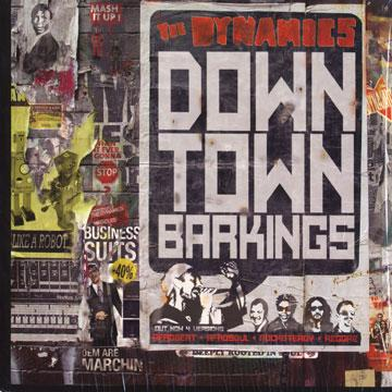 Downtown Barkings (Afrosoul Edit); (Afrobeat Edit) (Picture Sleeve) / Downtown Barkings (Rocksteady Edit); Downtown Barkings (Reggae Edit)