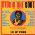 Various - Studio One Soul (2LP) (Soul Jazz Records UK/Studio One)