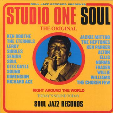 Studio One Soul (2LP)