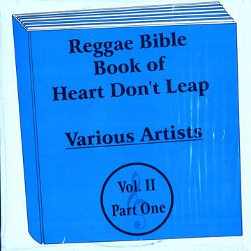 various reggae bible book of heart don t leap heart don t leap