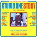 Various - Studio One Story (2LP + 1DVD + 10-Page Booklet) (Soul Jazz Records UK/Studio One)