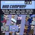 Various - Greensleeves Rhythm Album: Bad Company (Kings Of Kings Prod.) (2 LP) (Jacket Damage)