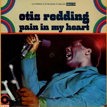 Otis Redding - Pain In My Heart (LP)