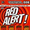 Various - Greensleeves Rhythm Album Red Alert (2LP) (Greensleeves UK)