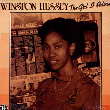 Winston Hussey Yuh Face Look Good