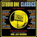 Various - Studio One Classics (2LP) (Soul Jazz Records UK/Studio One)