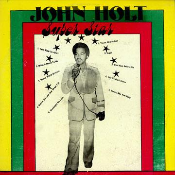 John Holt - The Further You Look and Dusty Roads