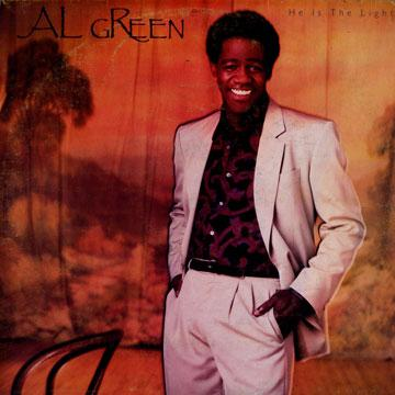 Al Green - He Is The Light (LP)