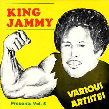 Various - King Jammy Presents Volume 5 (LP)