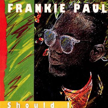 Frankie Paul - Should I (LP)