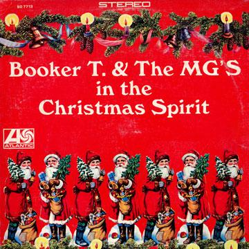Booker T, MG's - In The Christmas Spirit (LP)