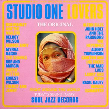 Studio One Lovers (2LP)