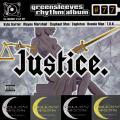 Various - Greensleeves Rhythm Album Justice (2LP) (Greensleeves UK)