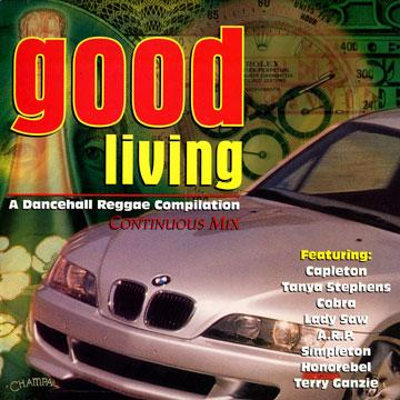 Various - Good Living (LP)