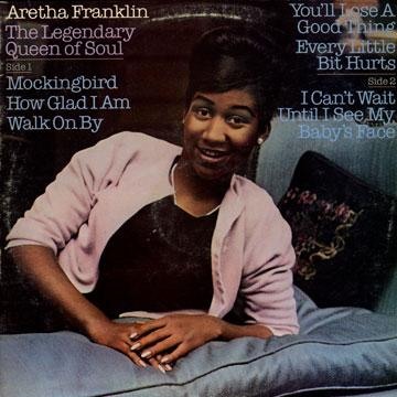 Aretha Franklin - Legendary Queen Of Soul (2LP) (LP)