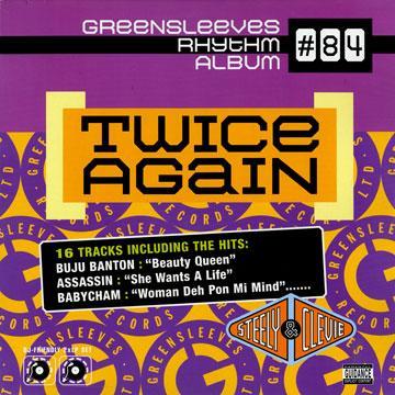 Greensleeves Rhythm Album: Twice Again (2LP)