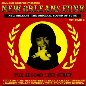 Various - New Orleans Funk Volume 2 (3LP) (LP)