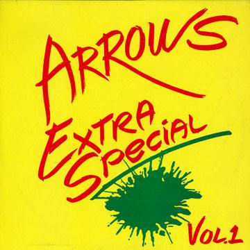 Various - Arrows Extra Special Volume 1 (Jacket Damage) (LP)