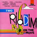 Various - Two Riddims On The Move (Six Month Break & Circle Me Country Rhythm) (Penthouse US)