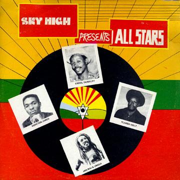 Various - Sky High Presents All Stars (LP)