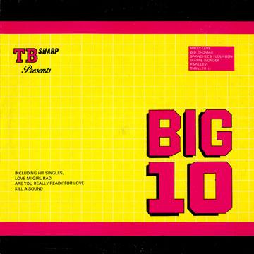 Various - TB Sharp Presents Big 10 (LP)