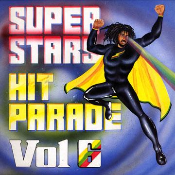 Various - Superstars Hit Parade Volume 6 (LP)