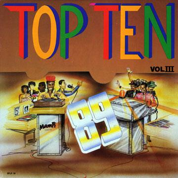 Various - Top Ten Volume 3 (LP)