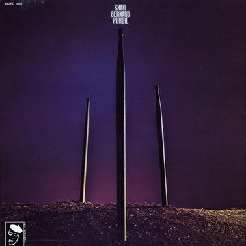 Bernard Purdie - Shaft (LP)