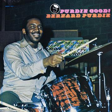 Bernard Purdie - Purdie Good (LP)