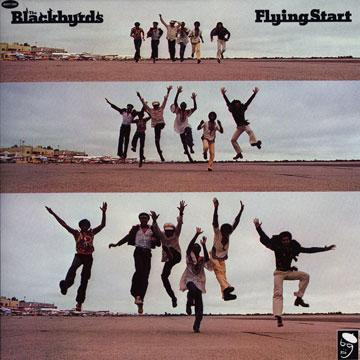 Blackbyrds - Flying Start (LP)
