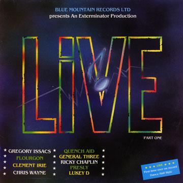 Blue Montain Live Part 1