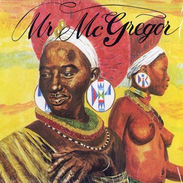Mr. Mcgregor