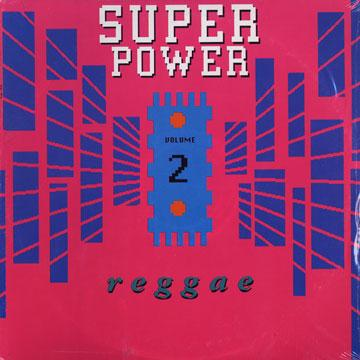 Various - Super Power Reggae Volume 2 (LP)