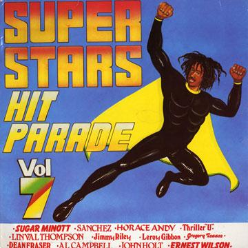 Various - Superstars Hit Parade Volume 7 (LP)