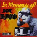 Don Drummond - In Memory Of Don Drummond (Studio One)