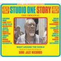 Various - Studio One Story (1 CD + 1DVD + 100-Page Booklet) (Soul Jazz Records UK/Studio One)