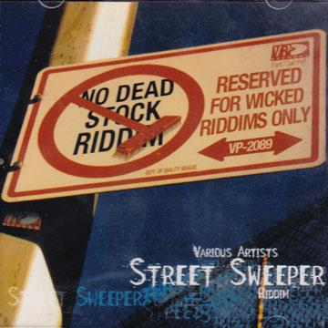 Street Sweeper: Rhythm Album (Steely & Clevie Production)