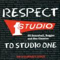 Various - Respect To Studio One (2CD) (Heartbeat US/Studio One)