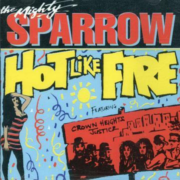 Hot Like Fire (Soca) (Cutout)